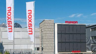 Maxon, Antriebstechnik, Motoren
