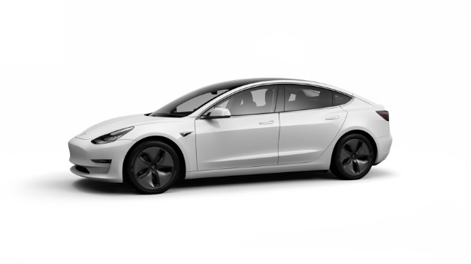 Im zweiten Quartal 2019 lieferte Tesla insgesamt 77.550 Model 3 aus.
