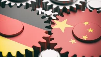 Zusammenarbeit zwischen China und Deutschland