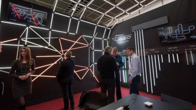 Light + Building 2020 Förderareal für junge Unternehmen