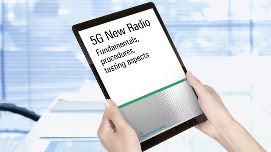 Alles, was man über 5G NR wissen muss: das kostenlose Online-eBook erklärt's.