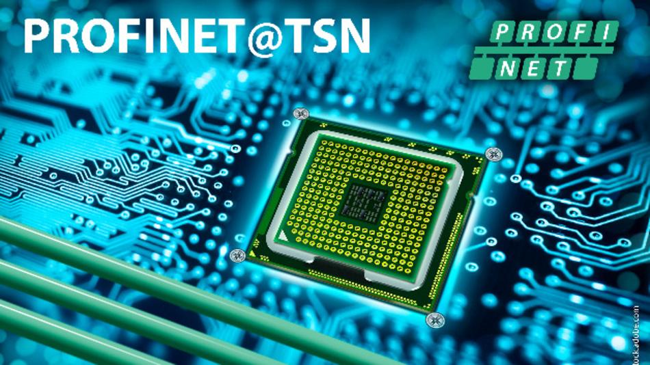 Profinet@TSN ist jetzt Realität, die Spezifikation steht bereit.
