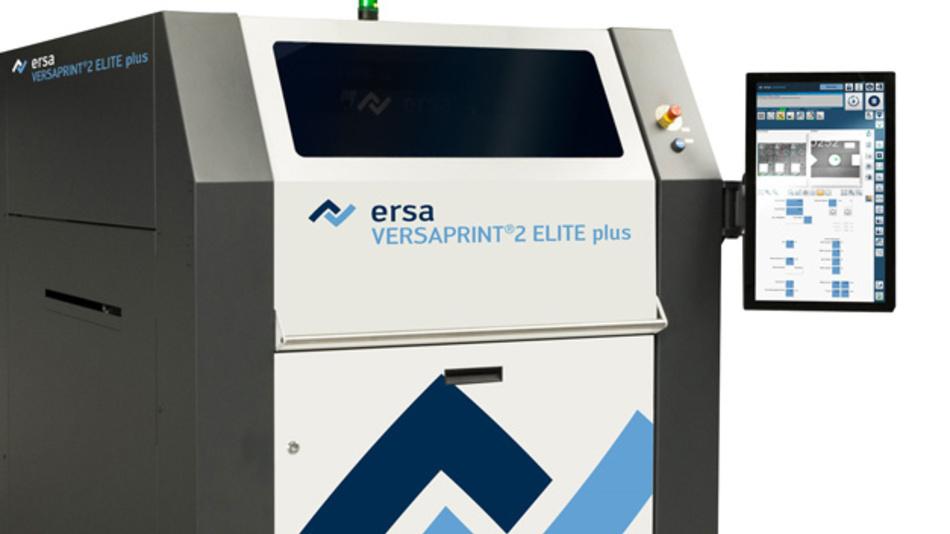 Schablonendrucker Versaprint 2 Elite Plus von ERSA