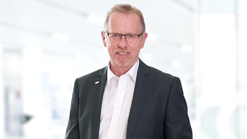 Dieter Jung, Prokurist und Leiter der Technologie der Limtronik GmbH
