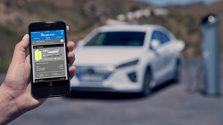 Hyundais neues Telematiksystem sorgt für mehr Sicherheit und Komfort.