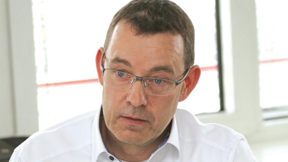 Carsten Demuth, STMicroelectronics  »CAN vertreiben? Es gibt jede Menge integrierter Bauteile, System-Basis-Chips mit CAN-Transceivern etc. Es ist vollkommen undenkbar, die alle zu ersetzen.«