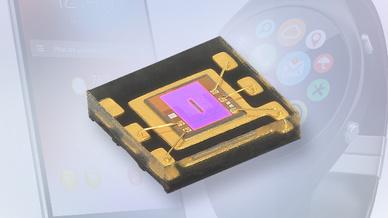 Umgebungslichtsensor VEML6035 für Anwendungen in Wearables und Smartphones