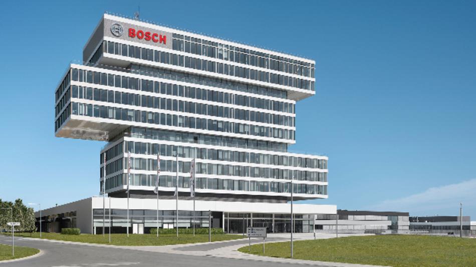 Der Forschungscampus von Bosch in Renningen.