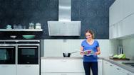 Frau in einer Küche