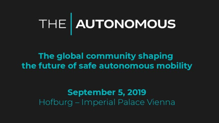 Am 05. September 2019 findet in der Hofburg zu Wien das Event »The Autonomous« von TTTech Auto statt.