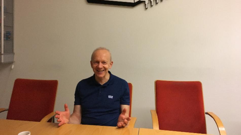Wieslaw Wilk, CEO von Wilk Elektronik: »Ob man in fünf Stunden testet oder in einer halben, das macht einen riesigen Unterschied.«