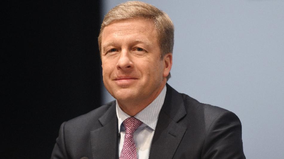 Oliver Zipse, Produktionsvorstand bei BMW, gilt als möglicher Nachfolger von Vorstandschef Harald Krüger.