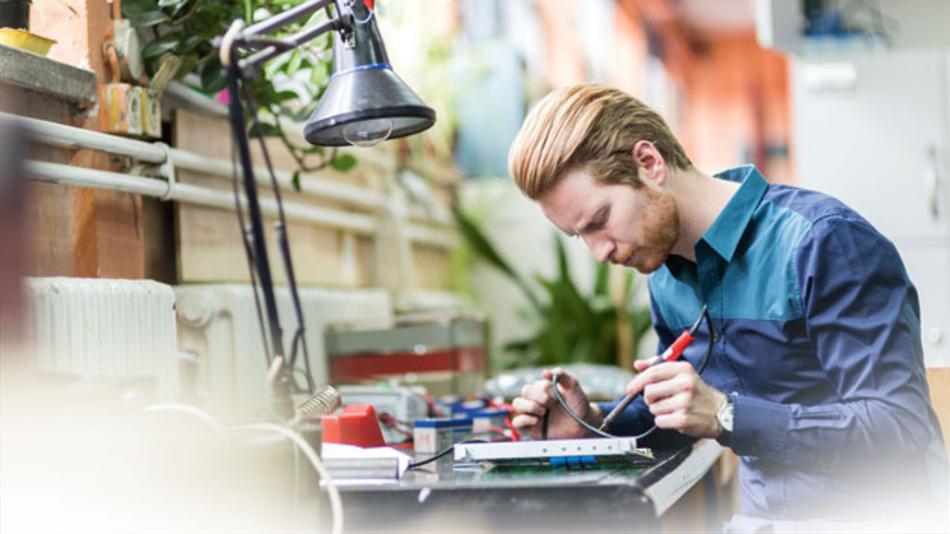LED-Treiber sind oft Schaltregler die effizient erhöhten EMV-Filteraufwand fordern.