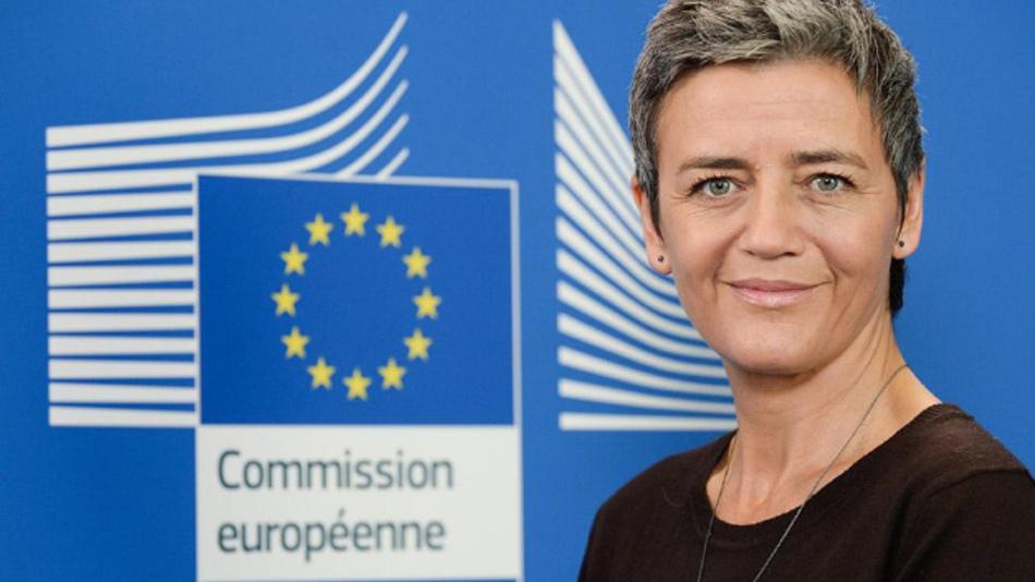 EU-Kommissarin Margrethe Vestager.