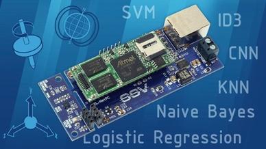 Evaluierungsboard von SSV Software Systems