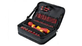 Werkzeug Set slimVario® electric gemischt 31-tlg. in Funktionstasche