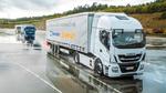 Knorr-Bremse und Continental zeigen Platooning-Demonstrator