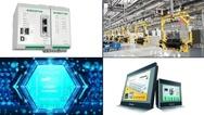 Bildcollage zu Produkten für eine Industrie 4.0