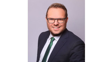 Bouke Stoffelsma, Vorstand der HAUSHELD AG