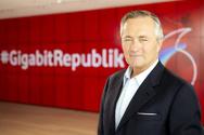 Hannes Ametsreiter, CEO Vodafone