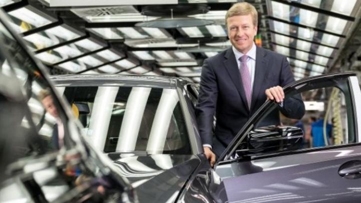 Oliver Zipse, Mitglied des BMW-Vorstands, Produktion, wird ab 16. August 2019 den Vorsitz des Vorstands übernehmen.