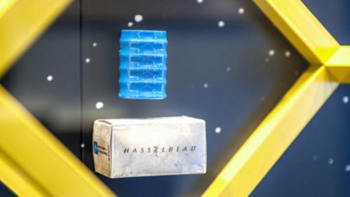 Die Varta-Batterien der ersten Mondlandung