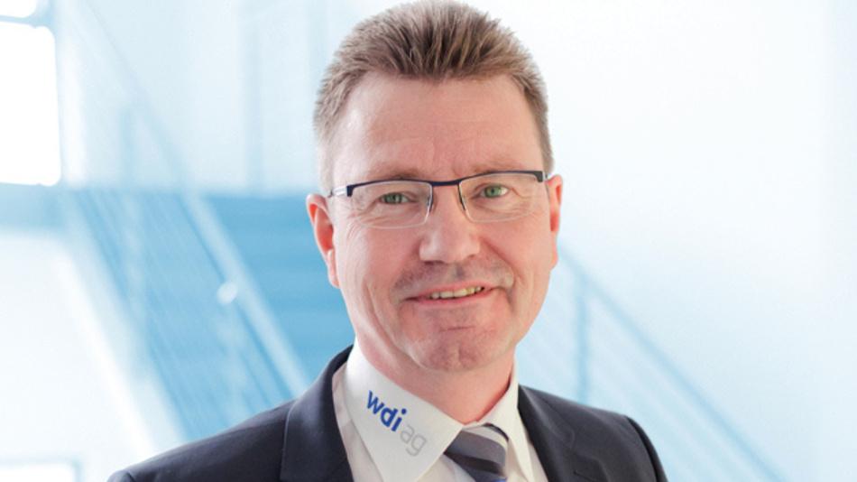 Thorsten Broda, WDI  »Wir stellen fest,  dass sich die Preise wieder  nach unten bewegen.  Das Preisniveau aus der Zeit  vor den Lieferengpässen  ist jedoch noch nicht  wieder erreicht.«