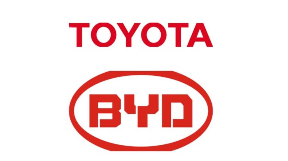 Entwickeln künftig gemeinsam batterieelektrische Fahrzeuge: Toyota und BYD.