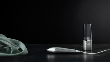 """Der """"Expert Touch"""" von AEG ist zu einem Preis von 109 Euro (UVP) im Handel erhältlich."""