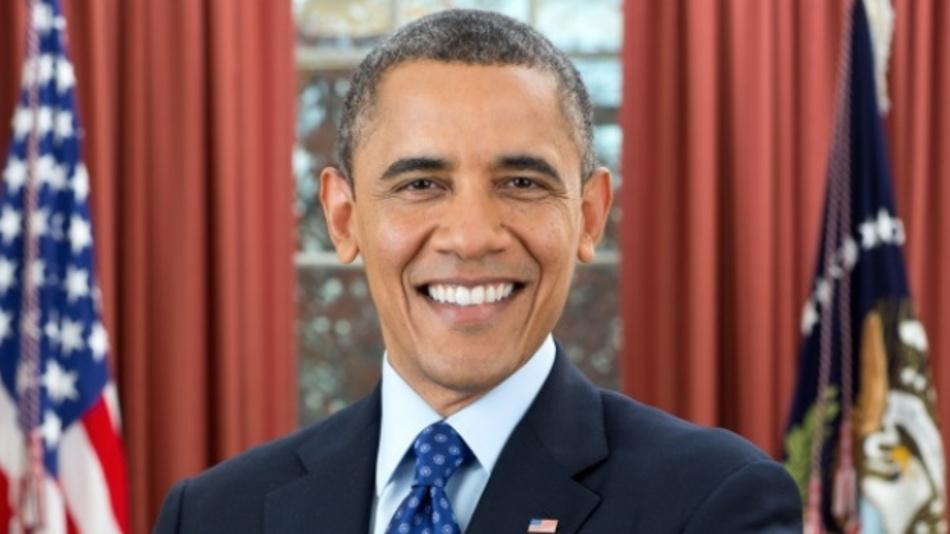 Barack Obama, 44. Präsident der Vereinigten Staaten, kommt zu Bits&Pretzels nach München.