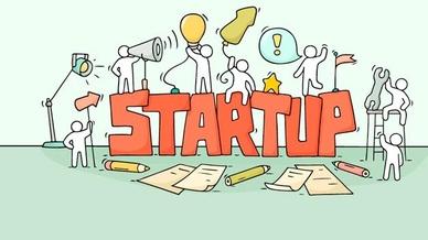 Grafik zu Start-ups