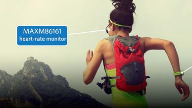 Mit dem Baustein MAXM86161 sollen Entwickler die Größe ihrer Wearables um 40 Prozent verringern können.