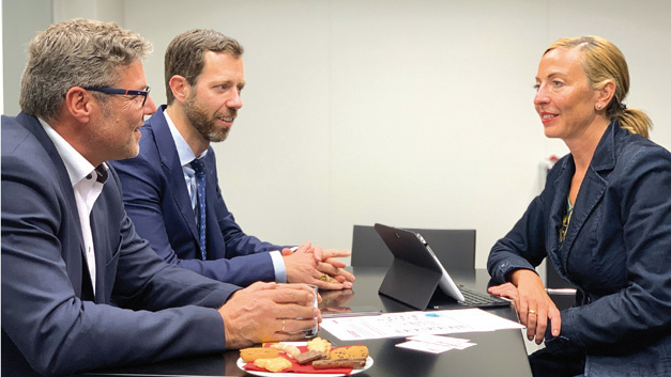 Was macht eine erfolgreiche Partnerschaft zwischen Hersteller und Distributor aus? Dazu Thomas Beyer, Molex, und Benoit Krummenacker, Bürklin, im Gespräch mit Karin Zühlke, Markt&Technik.