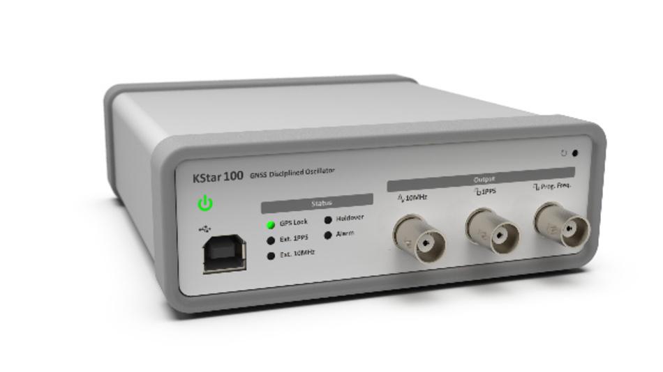 Der hochstabile GNSSDO-Oszillator von HKC/Rutronik eignet sich für den Einsatz in für 4G- und 5G-LTE-TDD-Basisstationen.