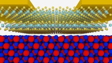 2D-Transistor