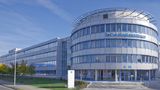 Technologiezentrum von Jenoptik in Jena