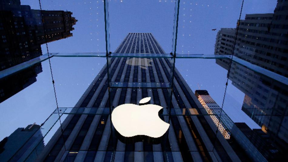 Apple kann die Rückgänge im iPhone-Geschäft zunehmend besser durch Zuwächse in anderen Bereichen ausgleichen.