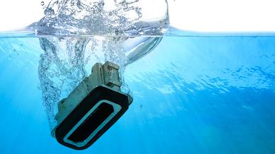 Gedichtete Steckverbindungen mit dem neuen wasserdichten aquanex Micro-USB Stecker