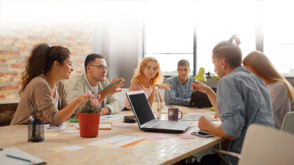 Meetings effizient und erfolgreich gestalten.