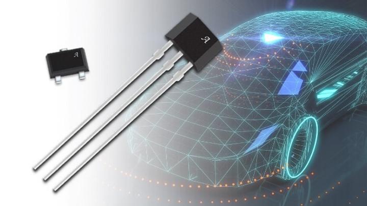 Pin-kompatible Upgrades für ältere Hall-Sensoren: die Hall-Sensoren APS11450 und APS12450 von Allegro Microsystems mit integrierten Selbsttestfunktionen