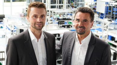 Sensopart, Thorsten Wanner, Dr. Theodor Wanner