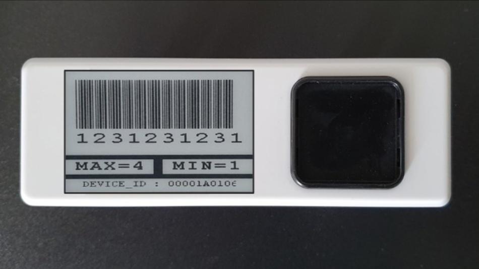 nextLAP launcht digitale Etiketten für die Beschriftung von Regalplätzen.