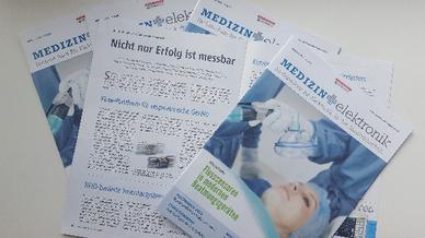Auch in diesem Jahr zeigt die Redaktion vorab einige Highlights des Messeduos Medica und Compamed in Düsseldorf.