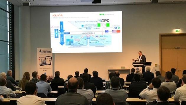 Kongress zur SPS 2019 Der 'Automation 4.0 Summit'