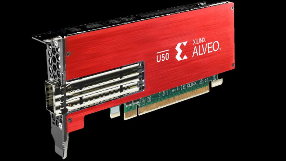 Die erste Low-Profile PCIe Gen-4 Karte liefert deutliche Verbesserungen im Durchsatz, der Latenz und der Leistungseffizienz für kritische Workloads in Datenzentren.