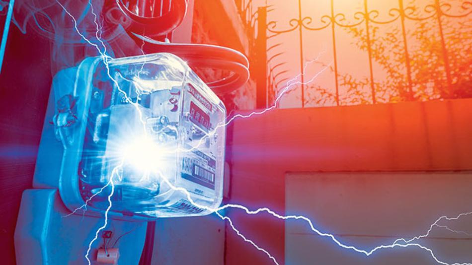 Bei Überstrom ist ein schnelles Abschalten wichtig,um eine unterbrechungsfreie Stromversorgung zu gewährleisten.