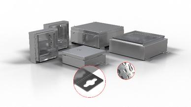 Mit dem RMS können sich Kunden aus über 40.000 Modellvarianten ihr Wunschgehäuse zusammenstellen.