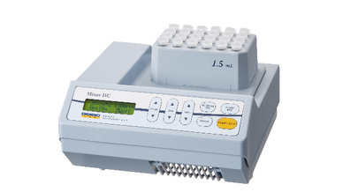 Der neue Thermoschüttler HC vereint alle Funktionen für die Probenvorbereitung in einem Gerät.