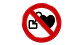 Vorsicht geboten für Träger eines Herzschrittmachers