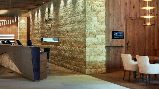 PEAKnx Traditionshotel setzt auf Gebäudeautomation